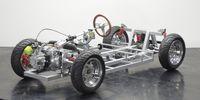 Group Harrington - Chassis - Half Scale Car