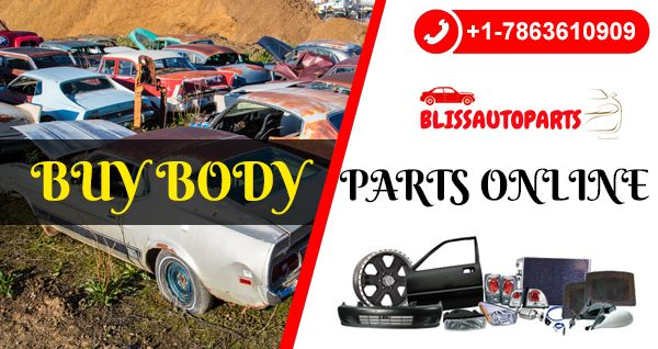 Buy Used Auto Body Parts Online Support From Salvage Yards Used
