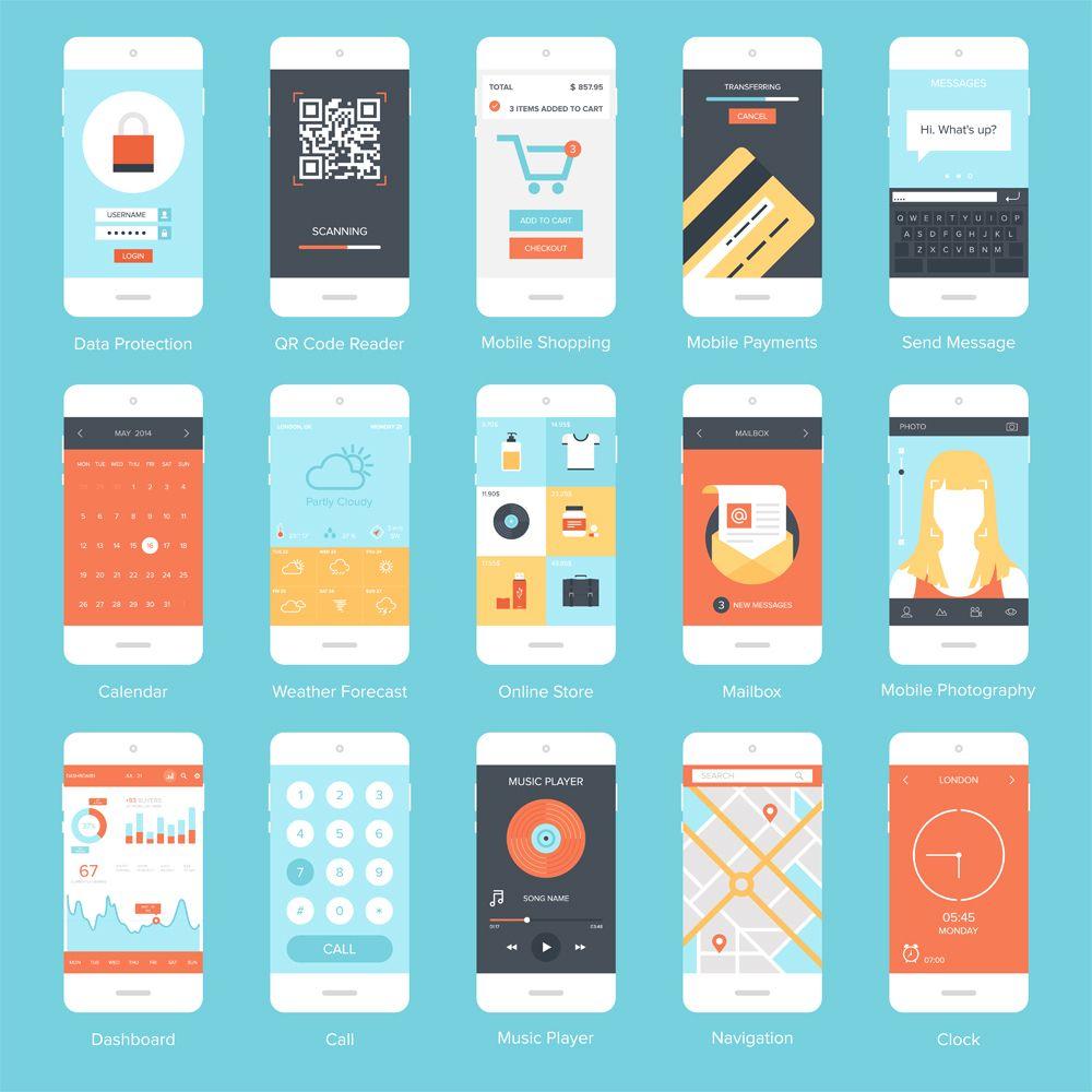 Des outils pour créer votre application mobile   Agence web 1min30 ...