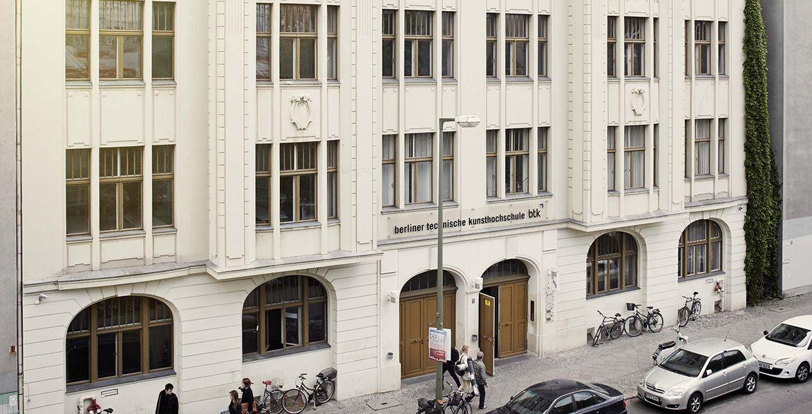 Hochschule Für Gestaltung Berlin