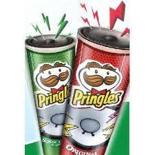 Pringles brand speaker