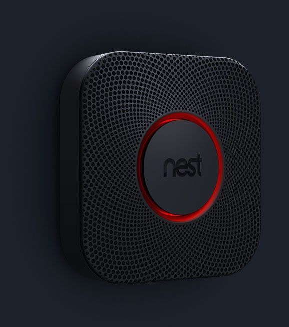 Love The Motion Detection With Images Nest Protect Nest Smoke