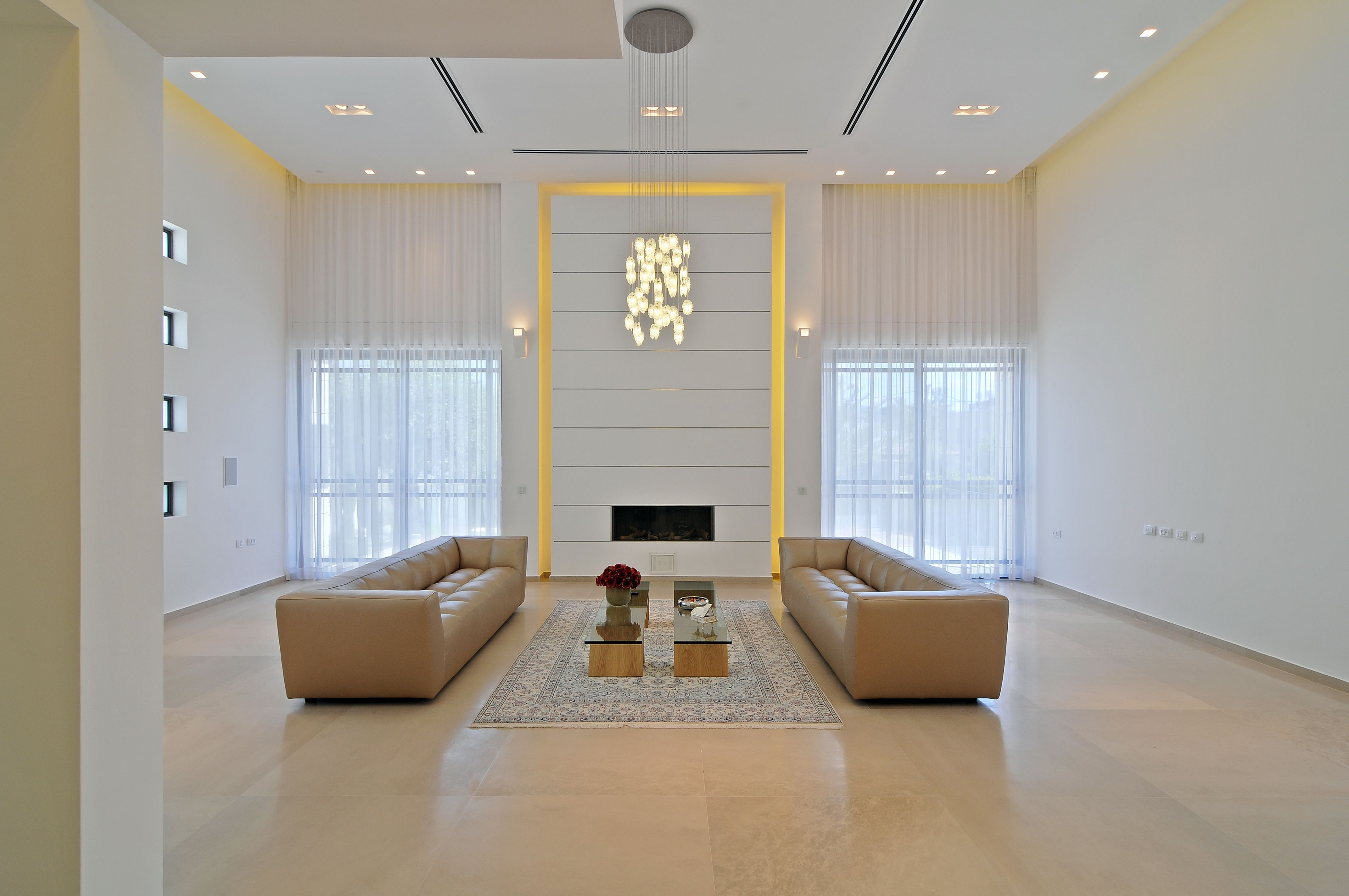 Galilee Lighting Modern Interior Design With Our Modern Crystal Chandelier