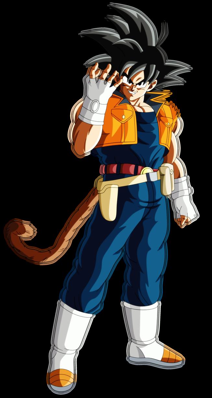 Kakarotto Dragon Ball Gt By Andrewdb13 On Deviantart Dragon Ball Art Anime Dragon Ball Super Dragon Ball Artwork