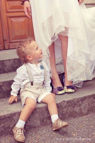 the bride's boy