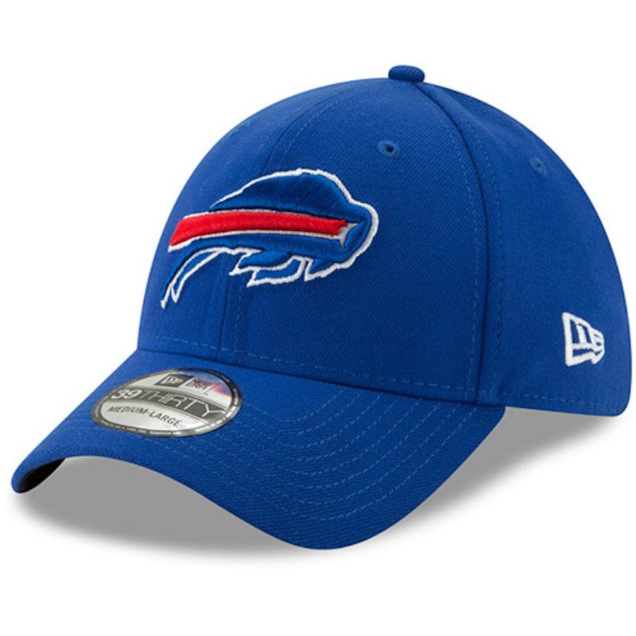 Men s Buffalo Bills New Era Royal 39THIRTY Flex Team Classic Hat ... 0e40520bf344