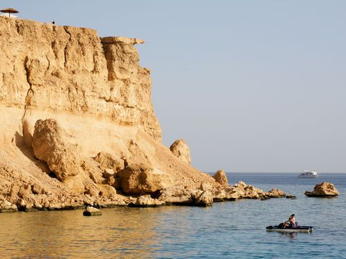 Sharm El Sheikh Is A Metropolitan Area Which Strategically Overlooks The Straits Of Tehran A Sharm El Sheikh Sharm El Sheikh Egypt Amazing Travel Destinations