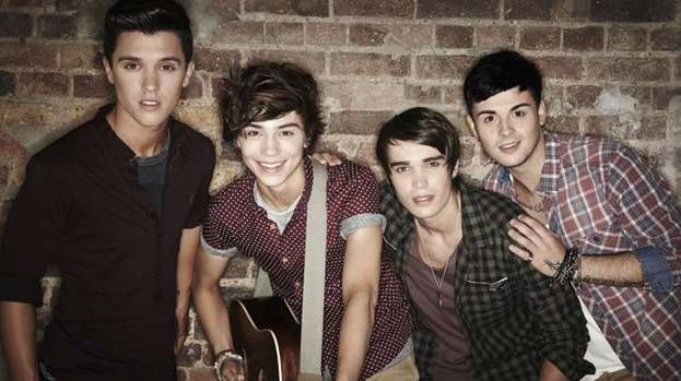 George Shelley, the up and coming boyband - Union J, reveals how he was picked on for being overweight while at school.