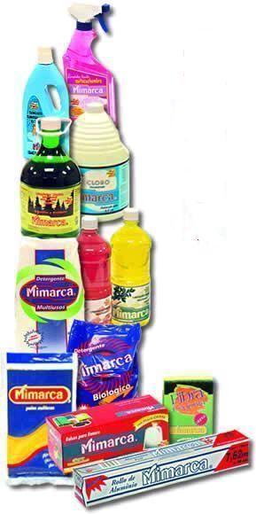 Manual De Formulas Quimicas Productos De Limpieza Y Cosmeticos