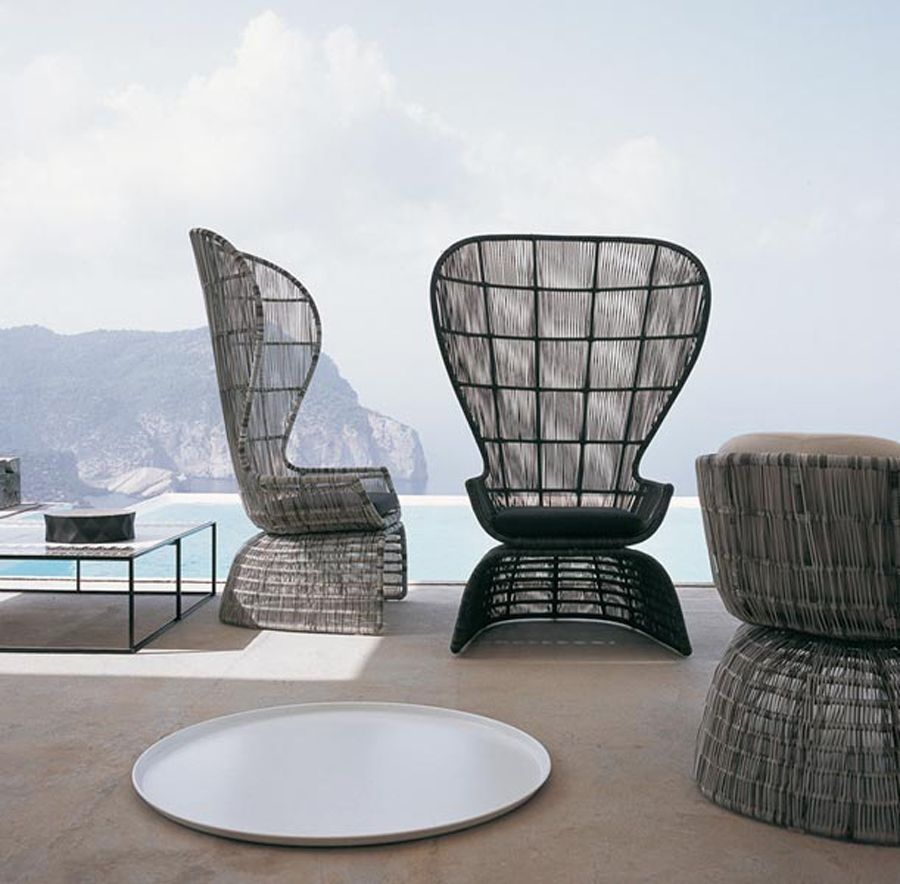patricia urquiola outdoor furniture