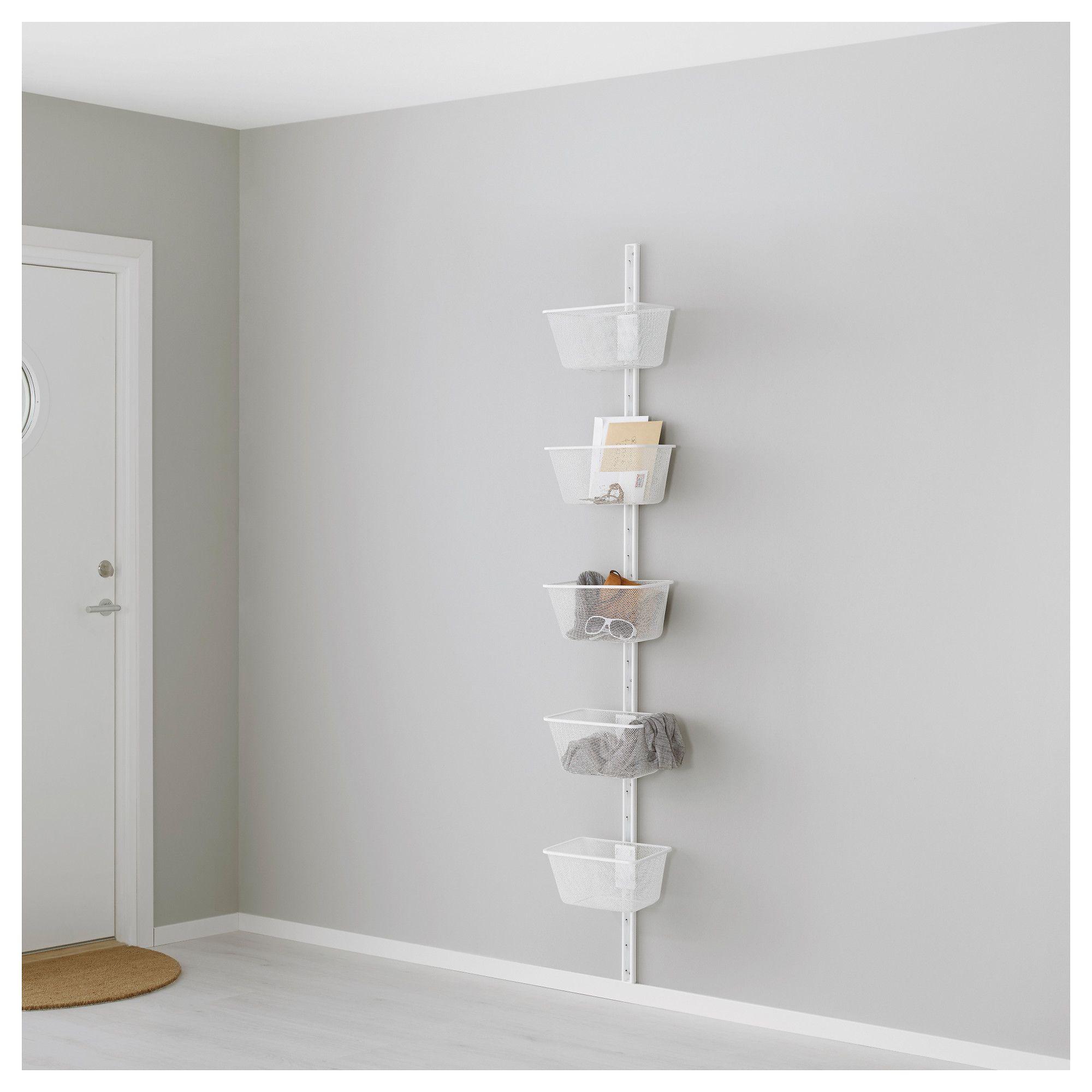 algot cr maill re corbeille blanc plantes pinterest maison salle et salle de bain. Black Bedroom Furniture Sets. Home Design Ideas