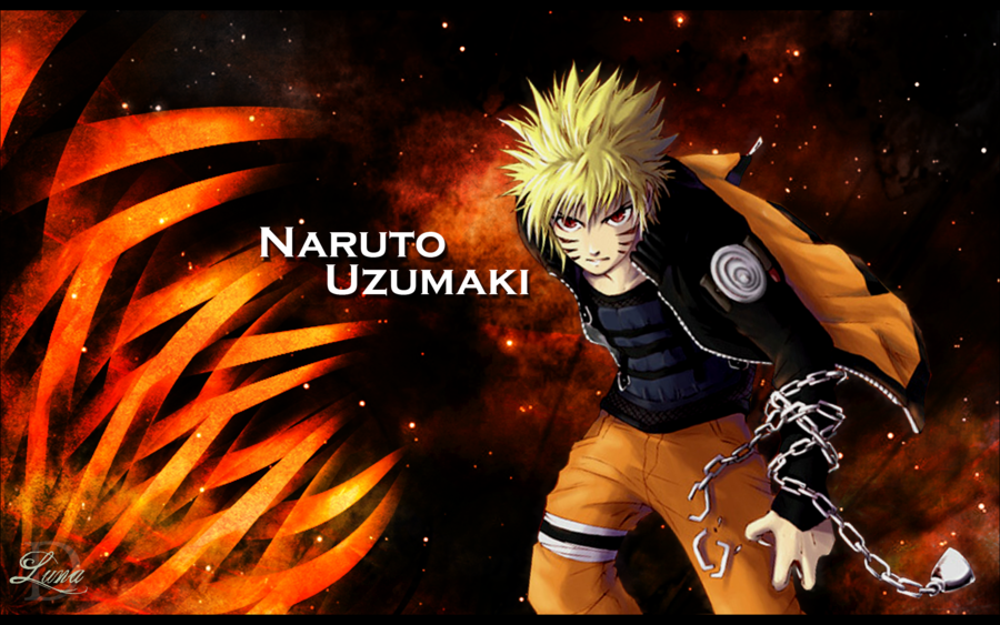 Naruto Uzumaki on NarutoWallpapers DeviantArt Naruto