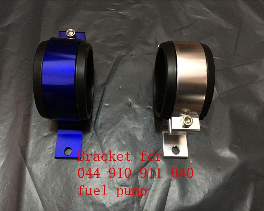 medium resolution of aluminum single fuel pump bracket fuel filter bracket 60 mm for 044 bracket