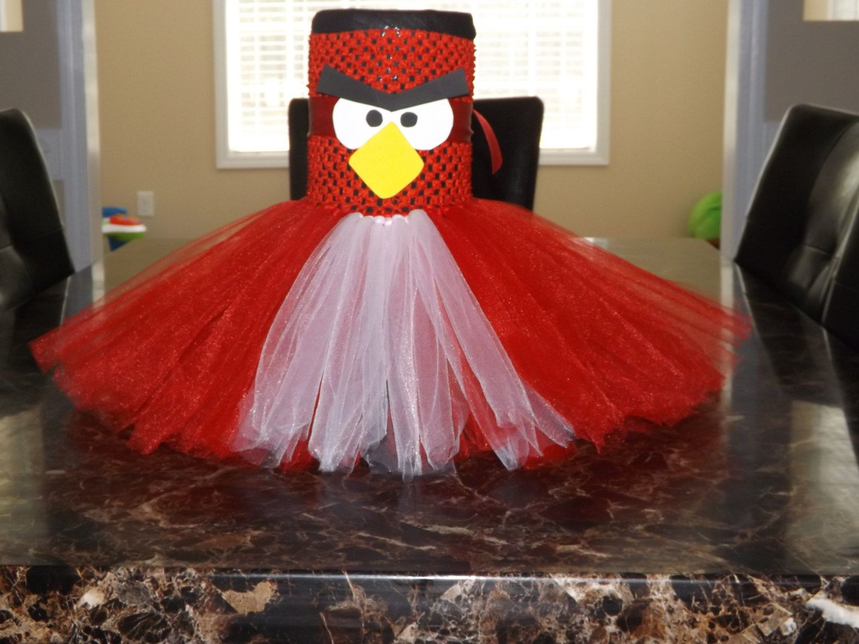 Halloween Hen Party etc. Amazing Crazy Bird of Paradise Tutu with Stunning Tail