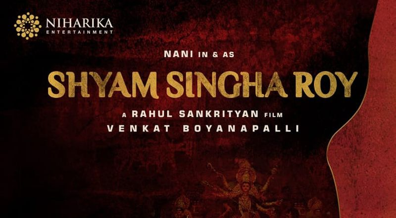 Shyam Singha Roy Shoot Begins From December