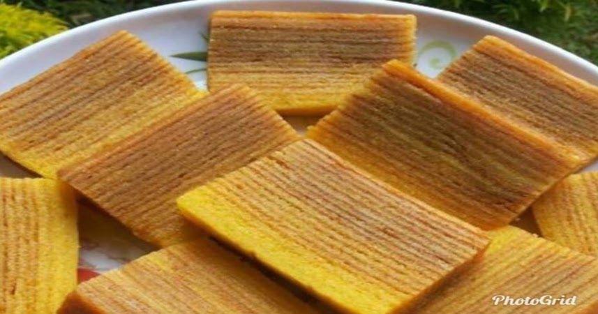 Resep Tradisional Lapis Legit Bangka Enak Serta Lezat Resep Kue Kue Lapis Makanan Dan Minuman
