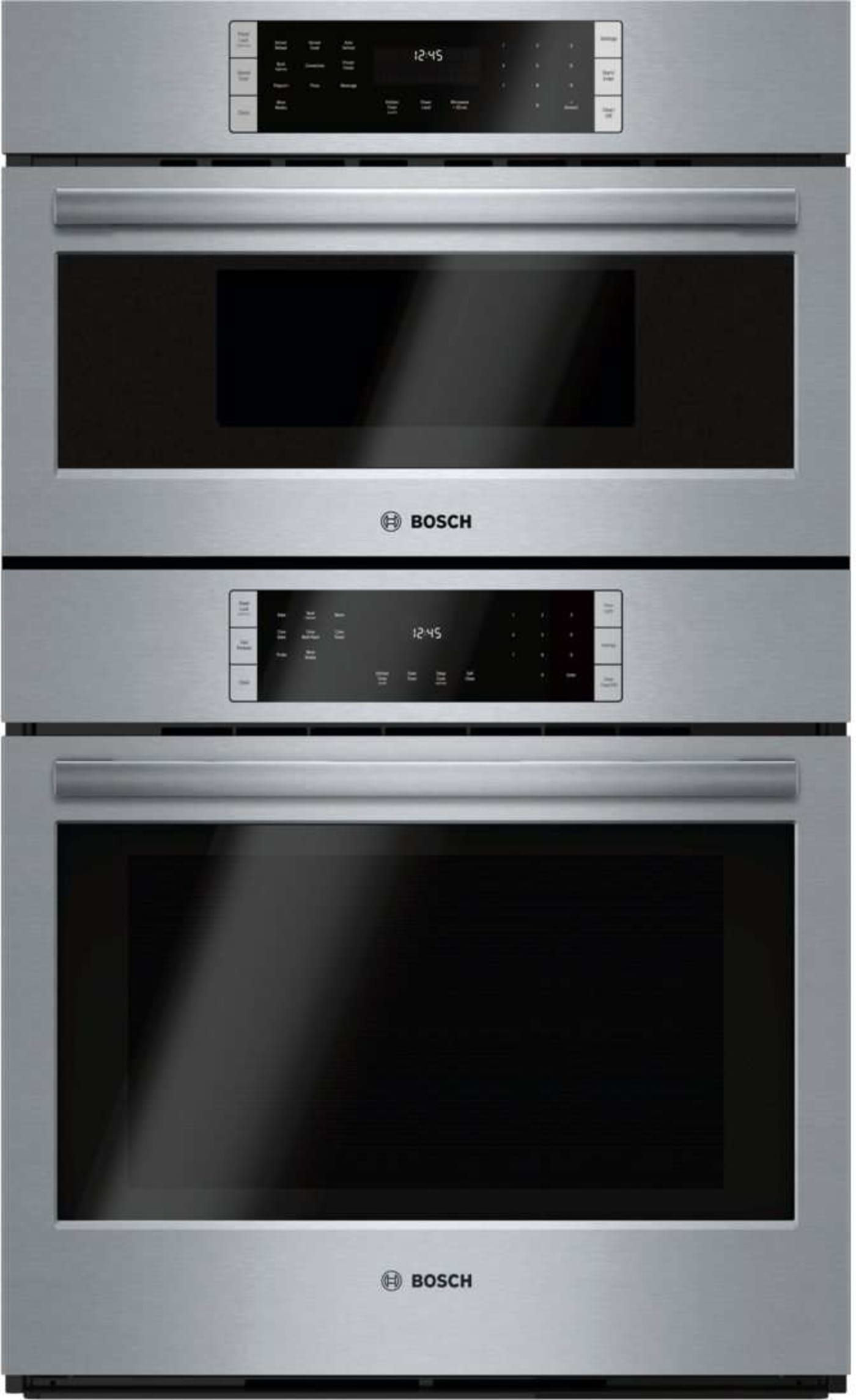 Bosch Hbl8752uc Gas Double Wall Oven Electric