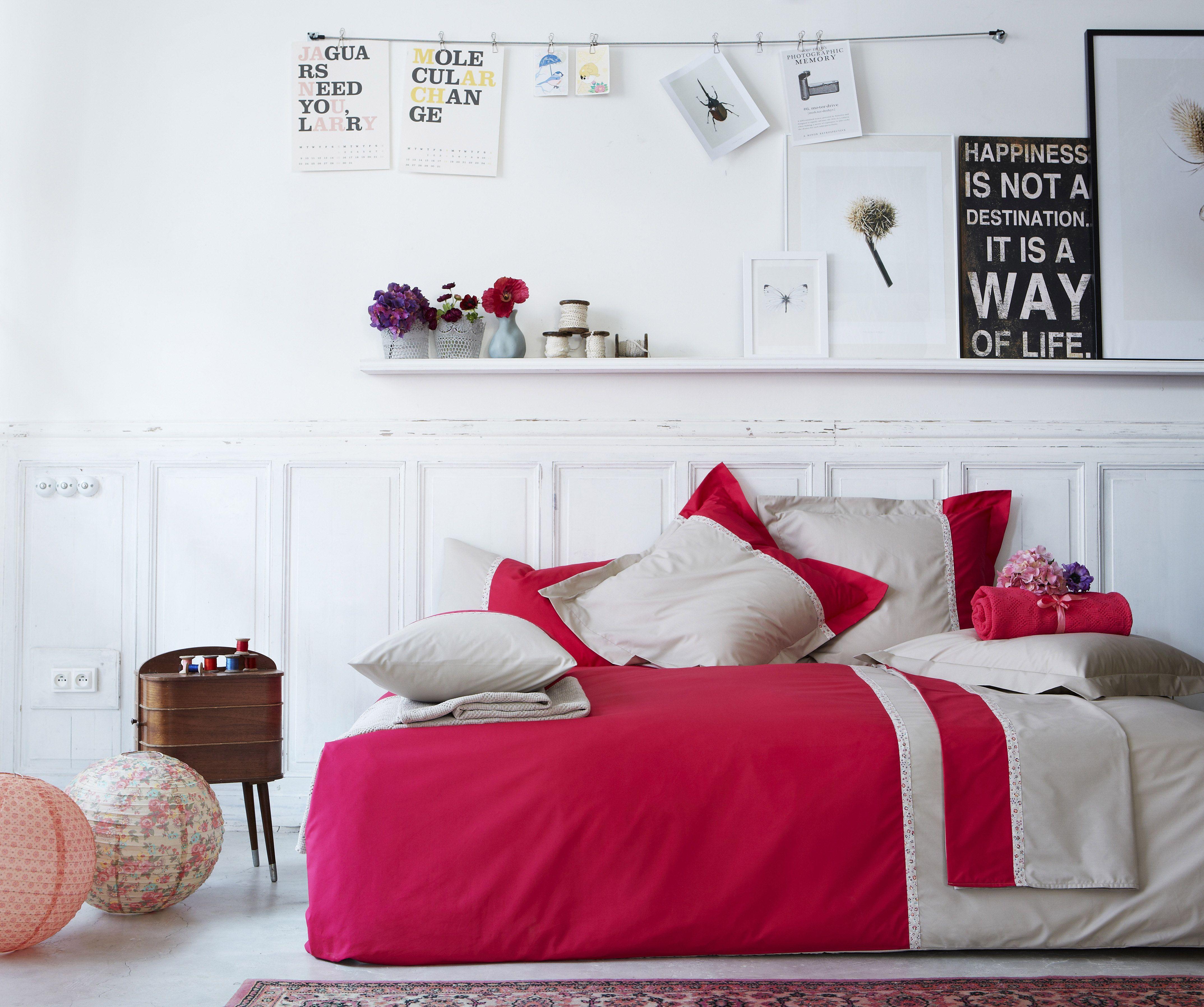 linge de lit essix home collection TOI MOI Laurette   ESSIX HOME COLLECTION   http://.essix  linge de lit essix home collection