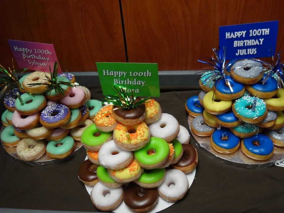 From our Krispy Kreme LA Shop Krispy kreme birthday