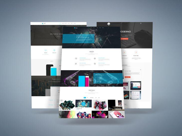 3d Web Presentation Mock Up Website Mockup Templates Web Design Mockup Website Mockup