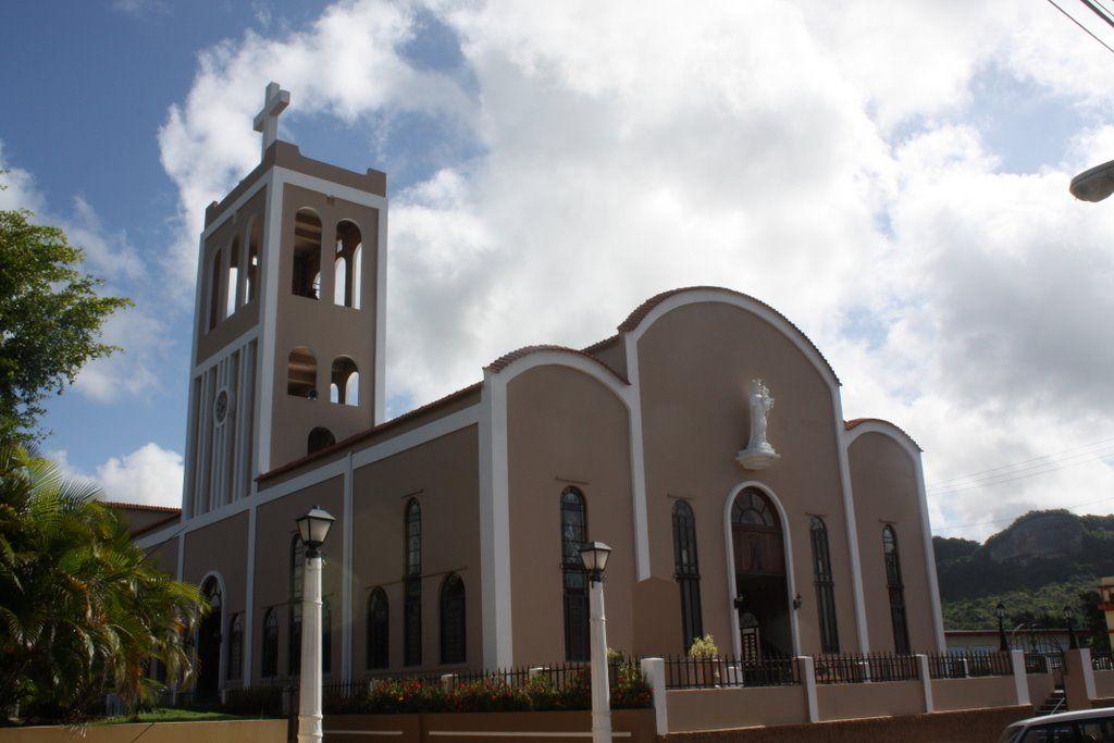 Fotografia de RIcardo David Jusino. Iglesia Católica