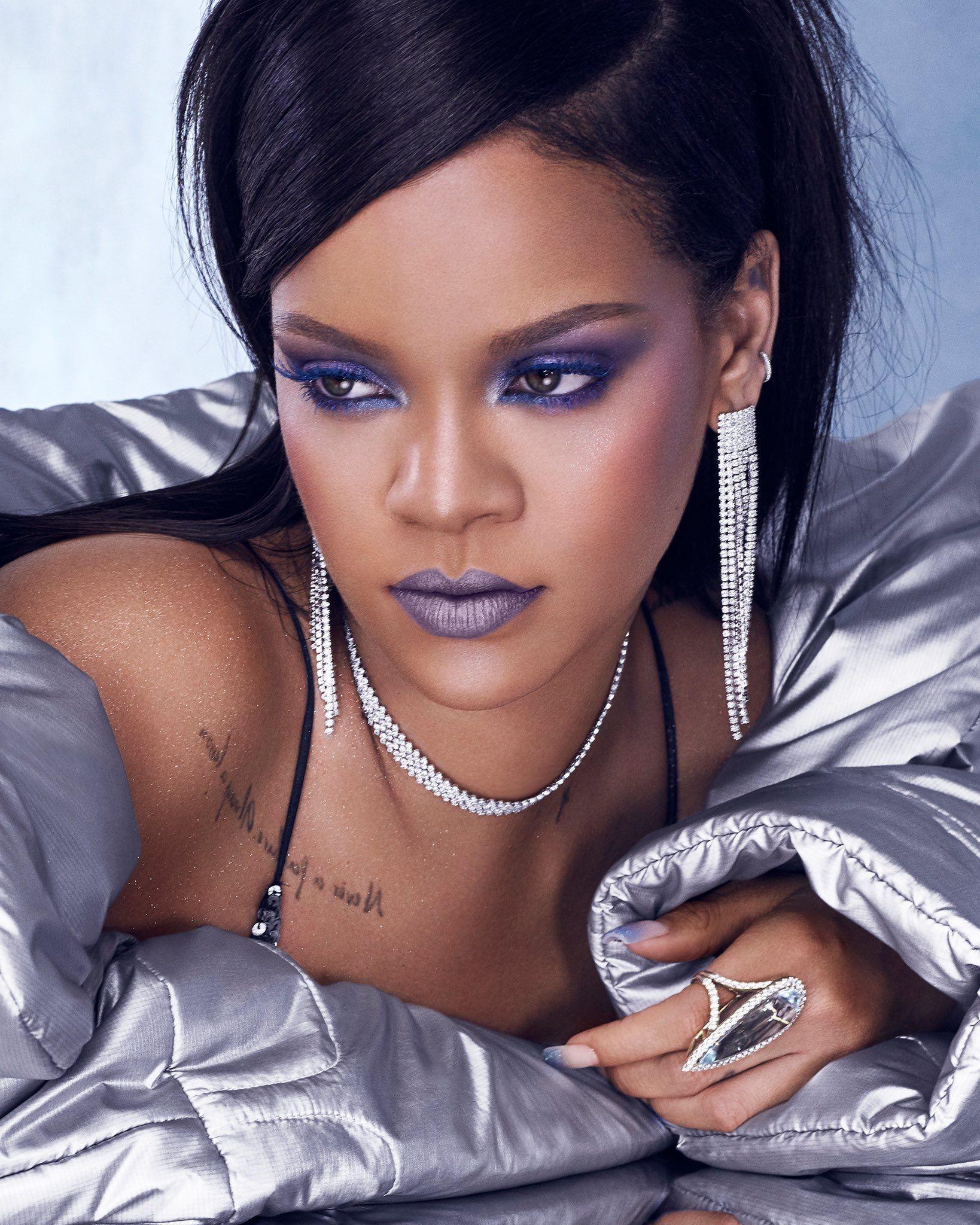 Pin by Azy Christie on Wowzah⚡️ Fenty beauty, Rihanna
