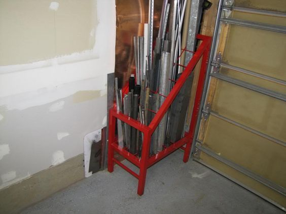 Tube Storage? - Page 2 - OFN Forums: | Rangement atelier, Rangement, Décoration intérieure