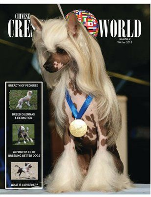 Crested World Magazine Www Crestedworld Com Or Visit Us On