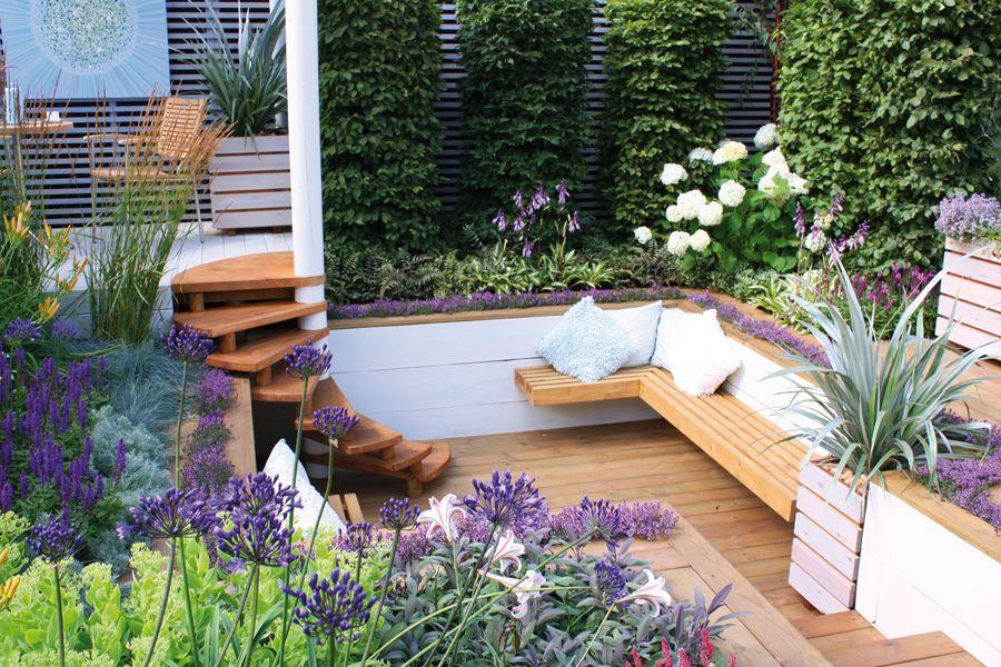 Garten Terrasse Gestalten Ideen   Google Suche