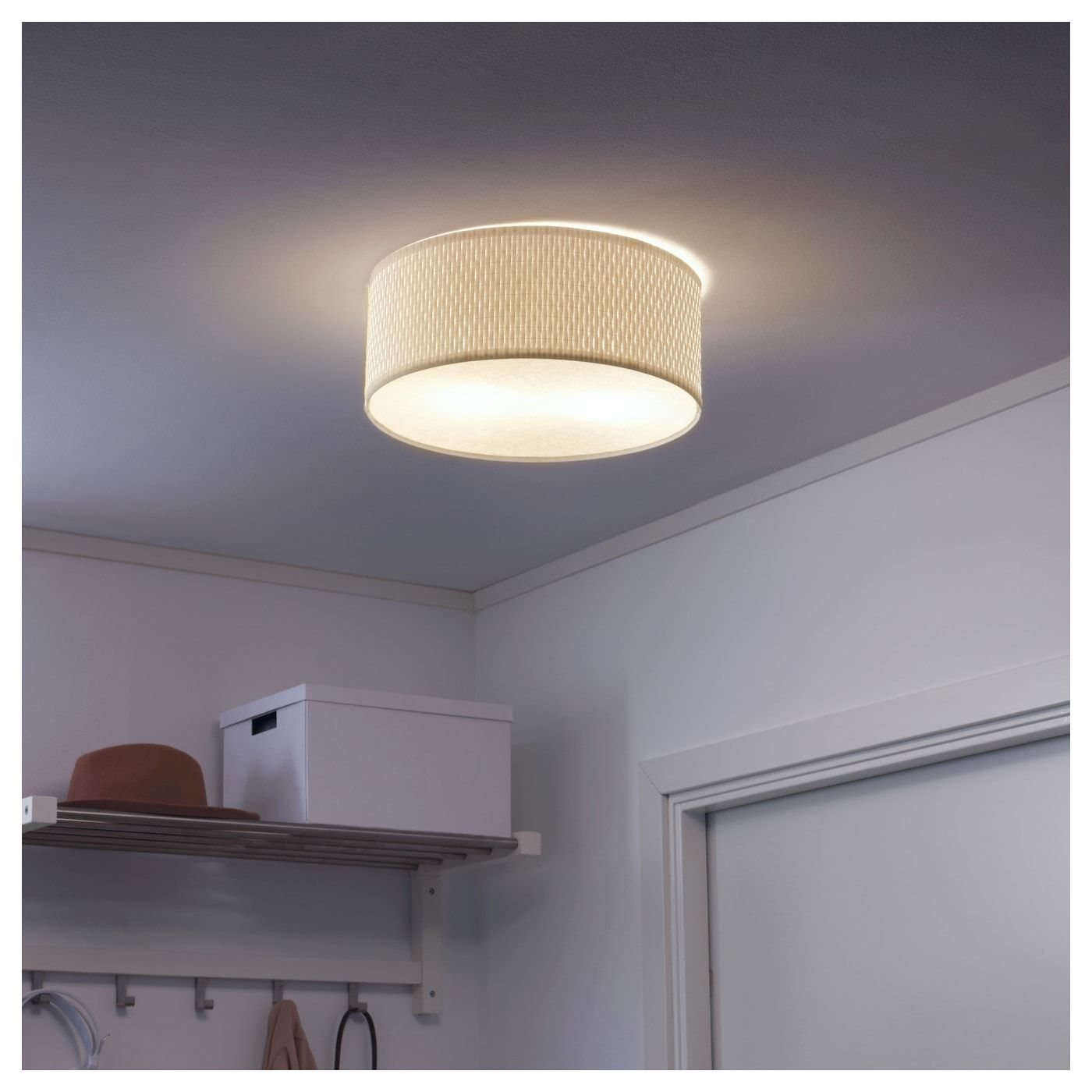 Ikea Us Furniture And Home Furnishings Ceiling Lamp White Ceiling Lamp Bedroom Ceiling Light