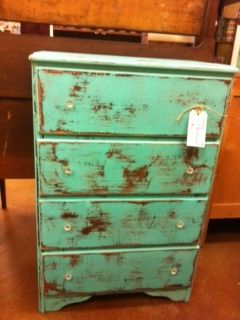 Teal Distressed Furniture Http://coastersfurniture.org/shabby Chic Furniture