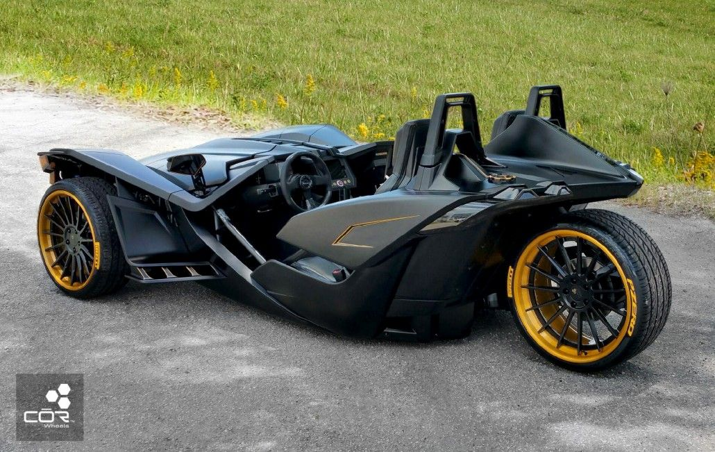 Polaris Gallery Polaris Slingshot Custom Wheels Vehicles