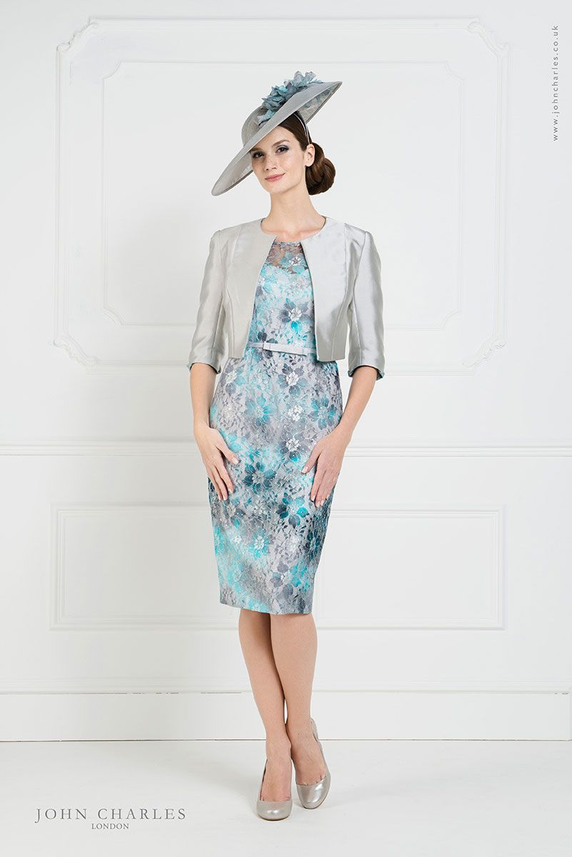 John Charles short dress & jacket 74305B - Catherines of Partick ...