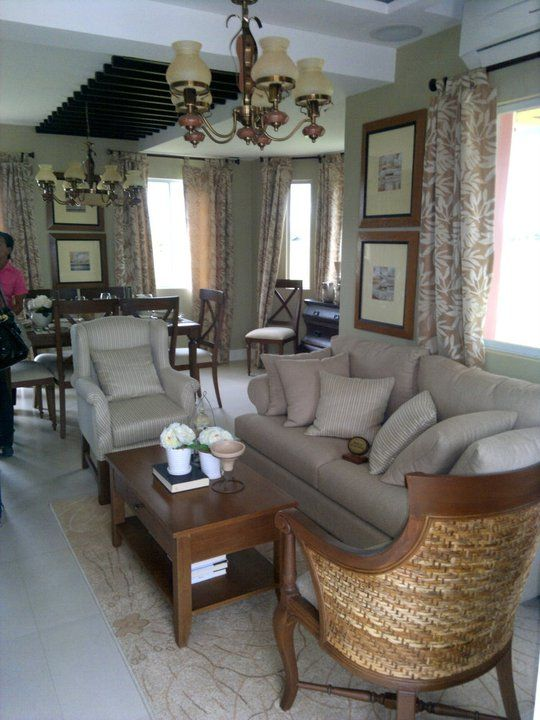 Drina model house of Camella Home Series Iloilo by Camella Homes ...