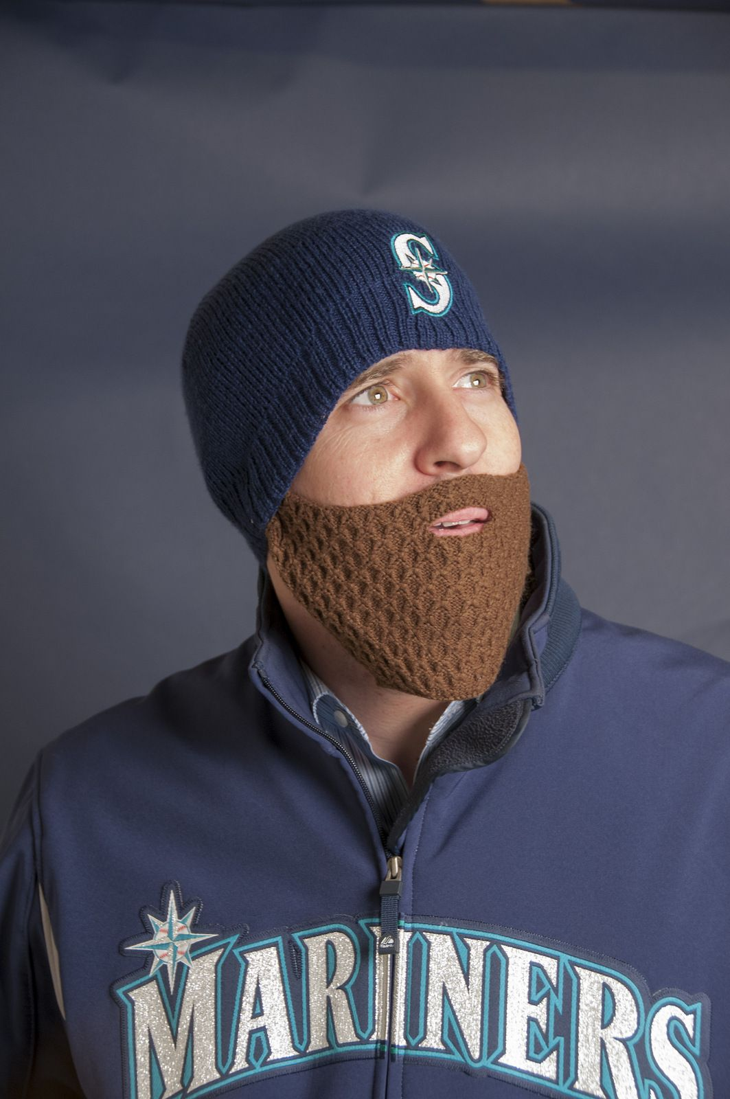 467c0a16 Mariners Beard Hat Night. First 20,000 fans. Friday, 4/26/13, 7:10 ...