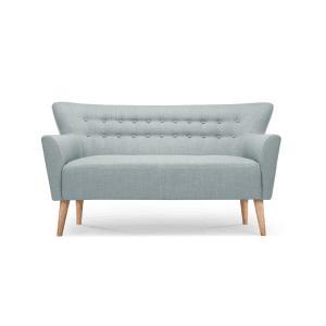 Quentin 2 Sitzer Sofa Eisblau Neues Design Fr Dein Wohnzimmer Entdecke