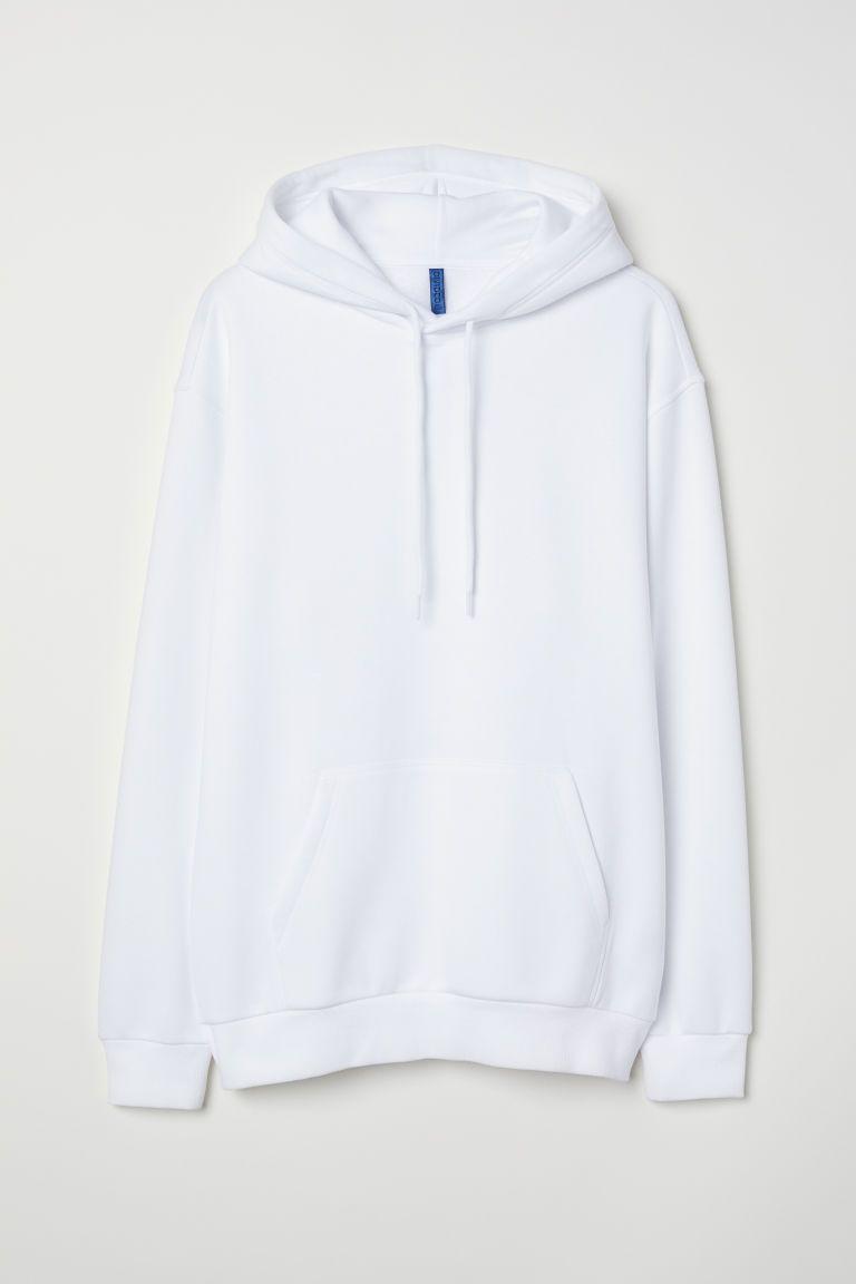 Hoodie White Men H M Ca Hooded Sweatshirts White Hoodie Trendy Hoodies [ 1152 x 768 Pixel ]