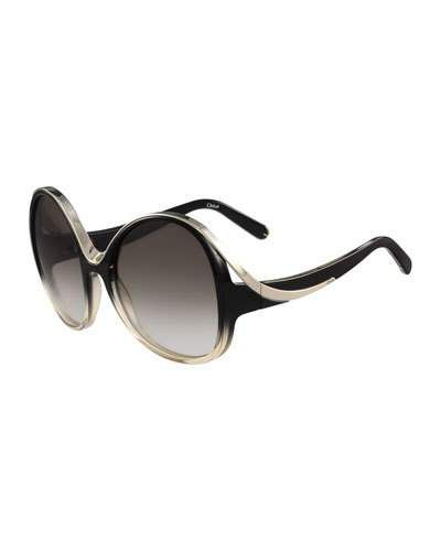 242e7ea4cae Mandy Oval Acetate Sunglasses
