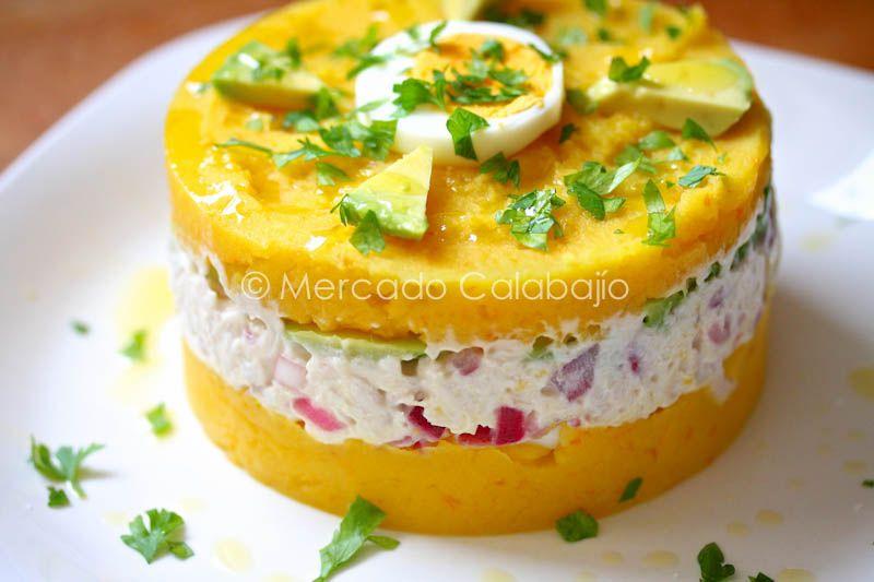Degusta Exquisitos Platos Y Tapas Causa De Pollo Recetas Peruanas Comida Peruana Causa Limeña Receta