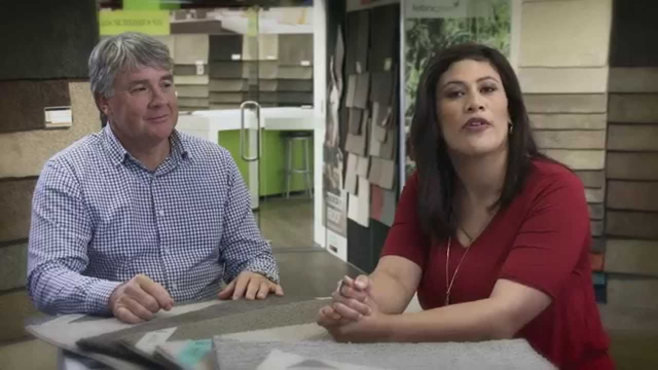 Informative Video: Choose Your Carpet. We talk to an expert about what you need to know when it comes to carpet.
