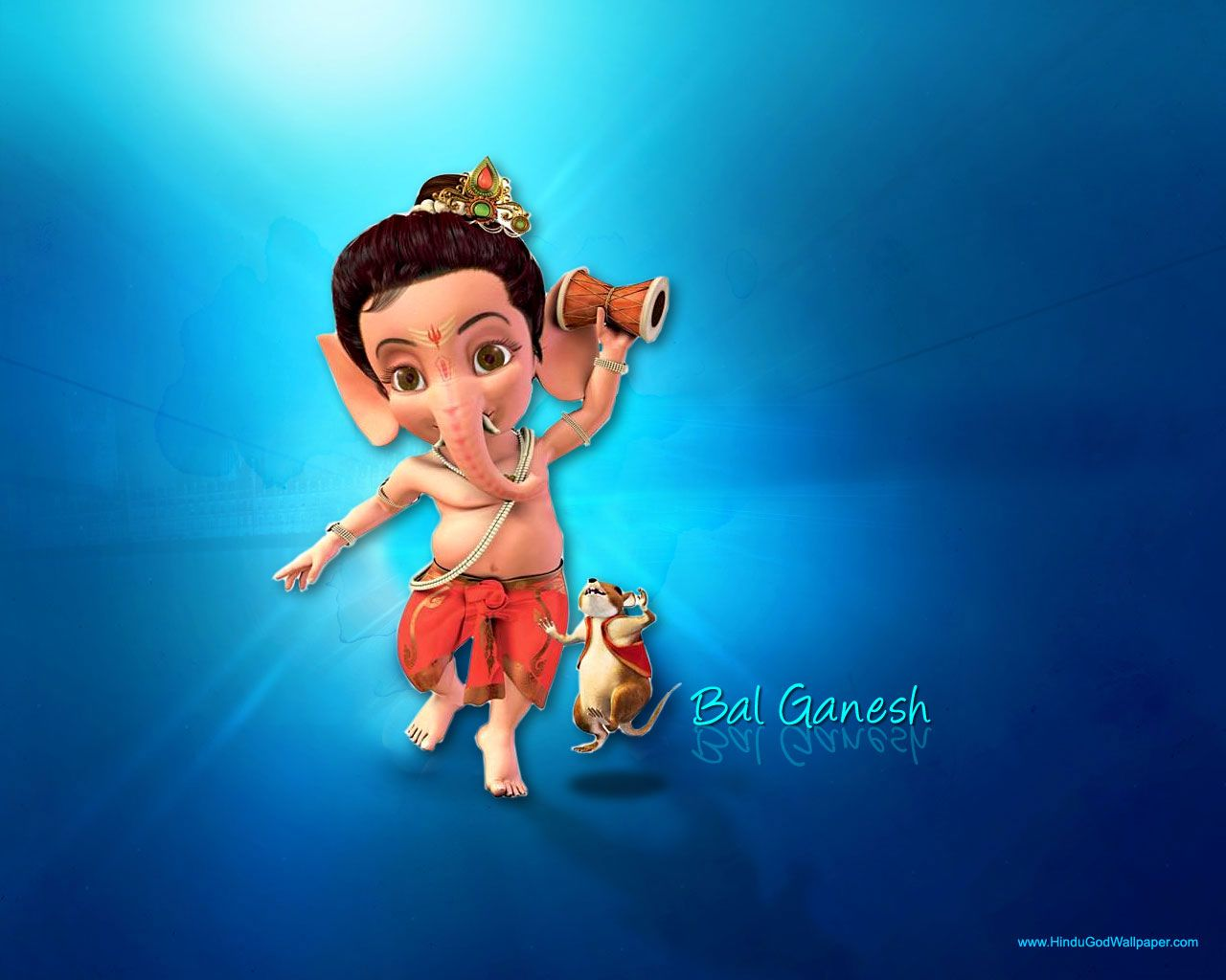 Hd wallpaper ganesh - Bal Ganesha Hd Wallpapers Download