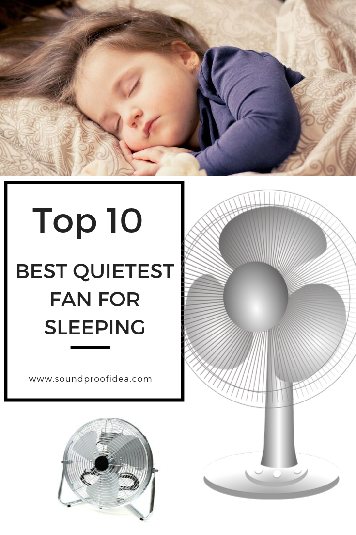 Best Quiet Fan For Sleeping Quiet Fans Stand Fan Oscillating Fans