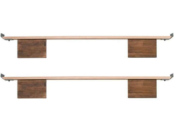 Photo of Hasena Wood-Line Füsse Vilo 2er-Set / 20 cm / 180 cm / Buche natur