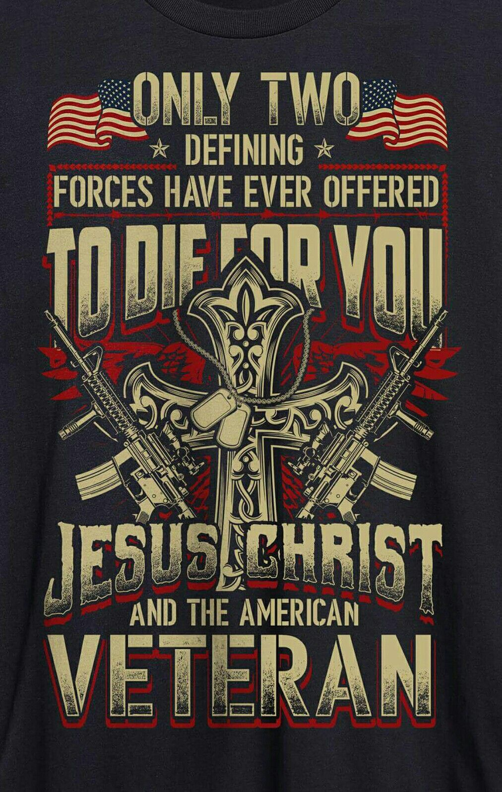 Jesus christ and the american veteran god bless our vets god bless our troops and god bless america 🇺🇸