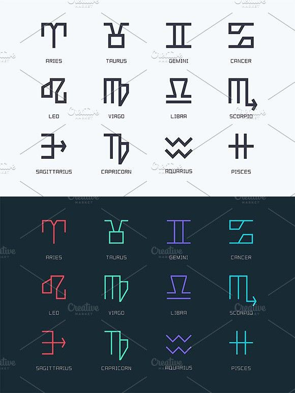Zodiac Signs  Zodiac And Template