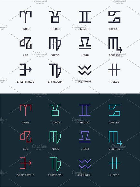 Zodiac Signs  Zodiac And Template