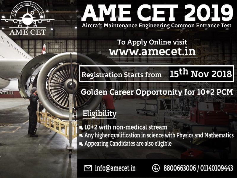 Aircraft Maintenance Engineering jobs salary in India