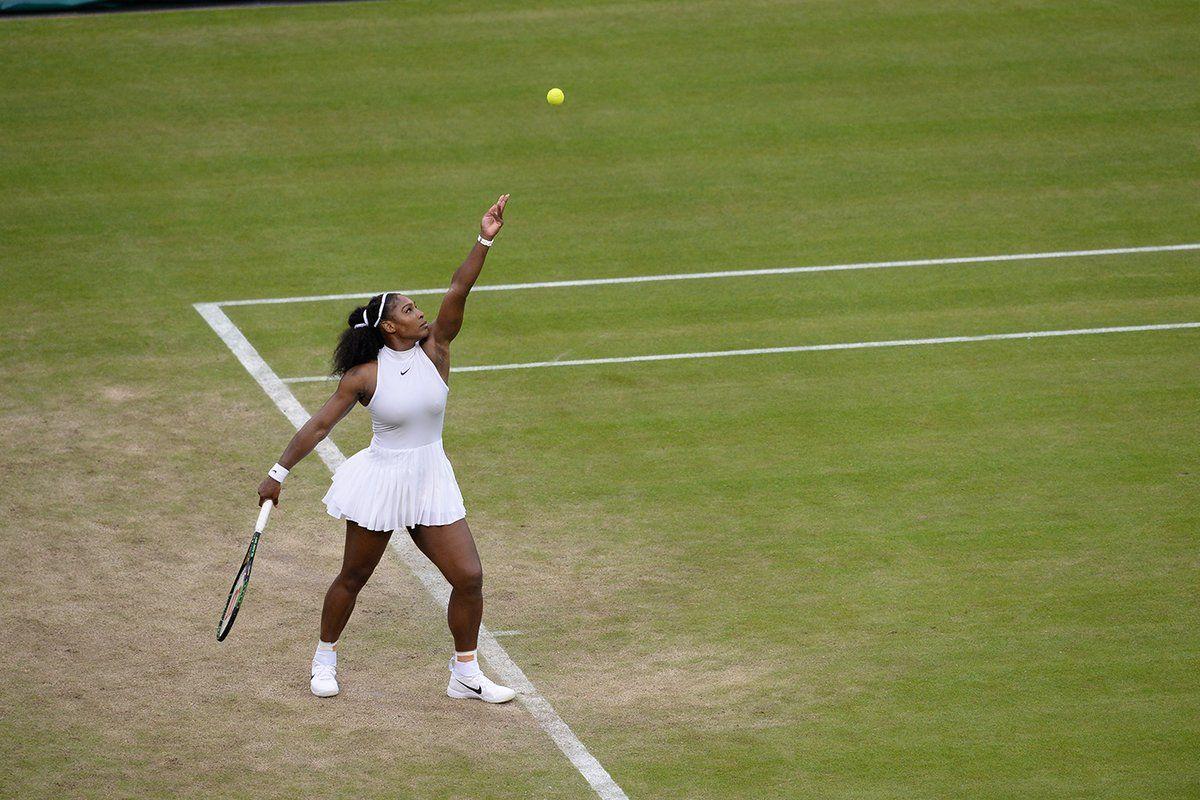 Wimbledon 2016 Serena******