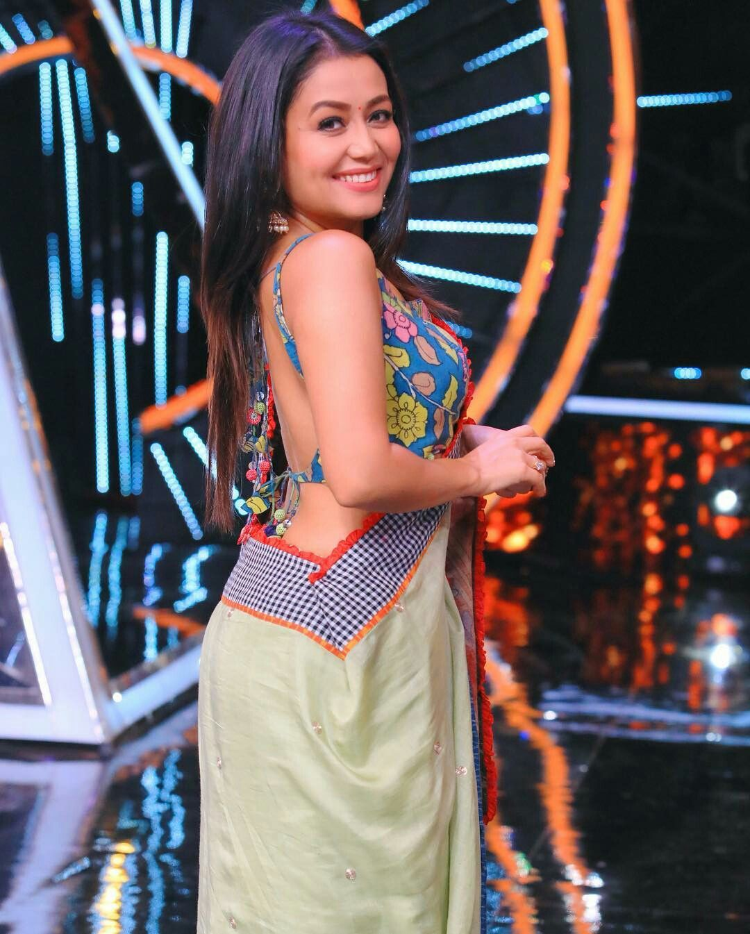 Neha Kakkar Neha Kakkar Dresses Neha Kakkar Celebrity Outfits