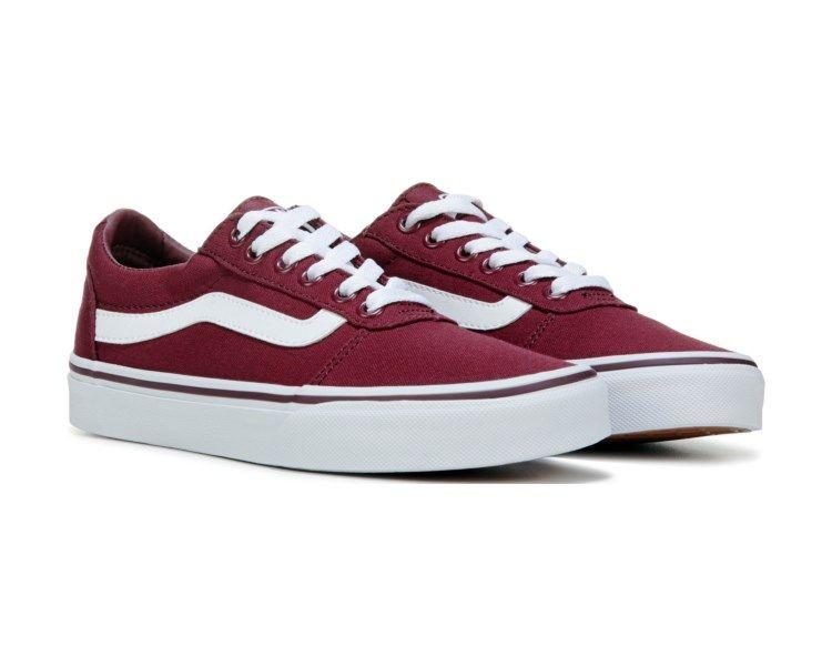 Vans shoes old skool, Burgundy vans